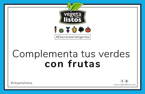 Feb01 Complementa tus verdes con frutas